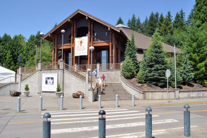5. World Forestry Center