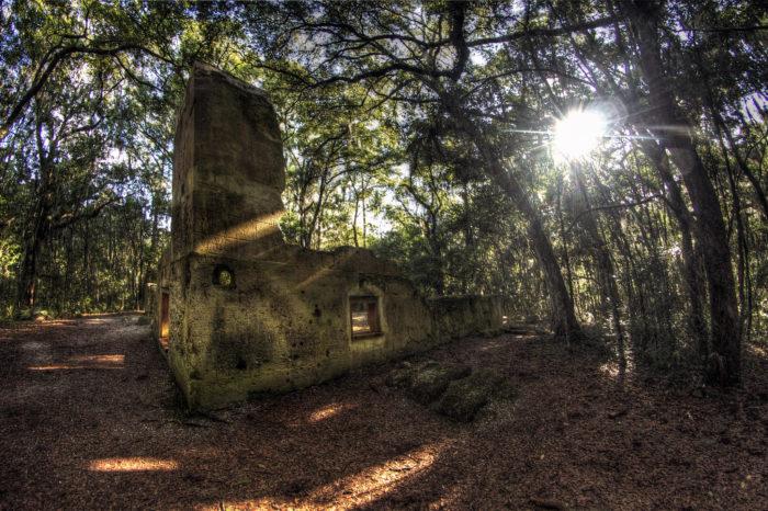 7. Stoney-Baynard Plantation Ruins in Hilton Head.