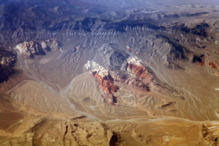 5. Red Rocks Canyon National Conservation Area