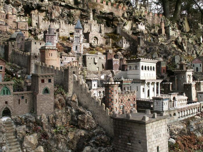 3. Ave Maria Grotto - Cullman, AL