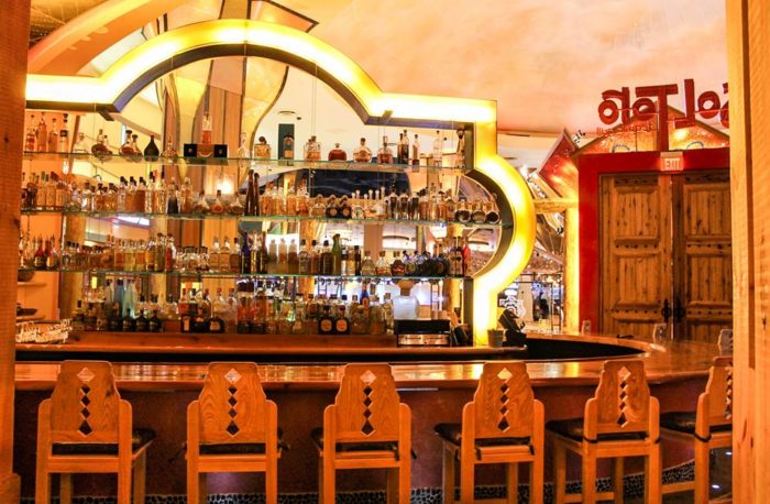The SolToro Tequila Grill is located in Uncasville.