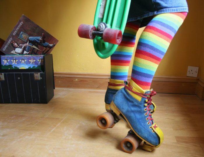 3. No skates allowed!