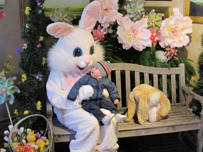 From Easter egg hunts...