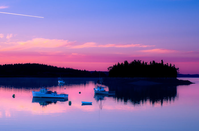 8. Small and charming, Lubec
