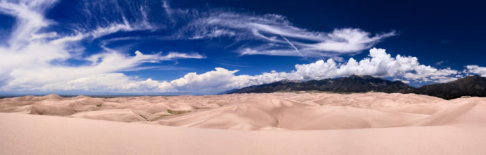 3. Great Sand Dunes National Park and Preserve (Alamosa County)