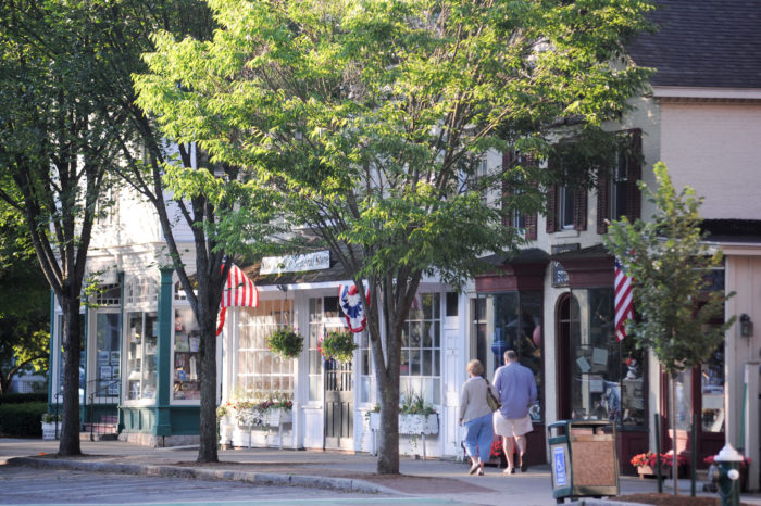 Stockbridge is one of Massachusetts' most picturesque small towns.