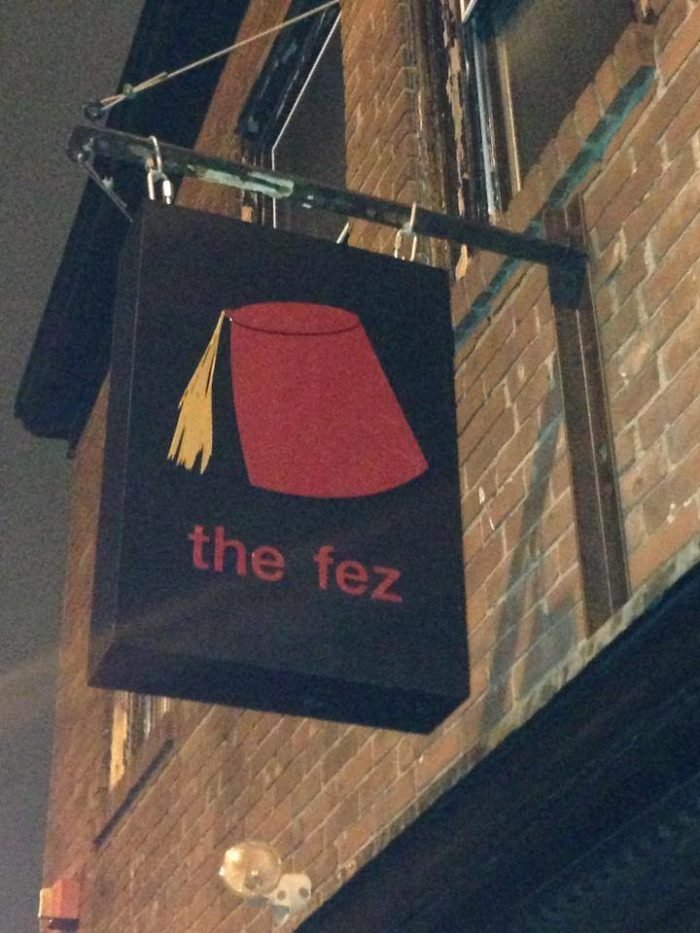 4. The Red Fez, Providence