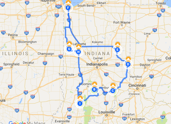 See 8 of Indianas Abandoned Places On This Road Trip