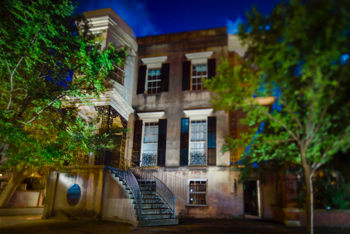 3. The Abercorn House
