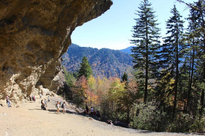 3. Alum Cave Bluff - Gatlinburg