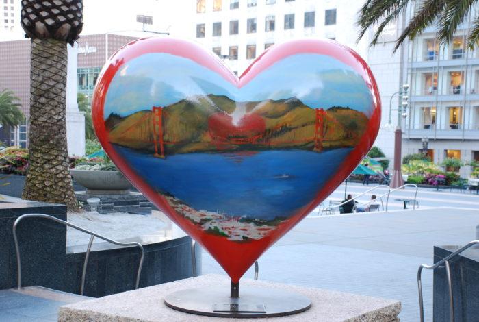 2. The Hearts of San Francisco