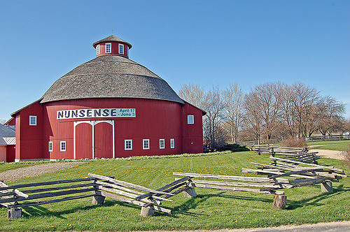 5. Amish Acres - Nappanee