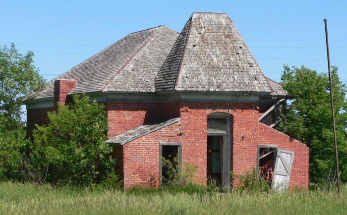 20 Historic One Room Schoolhouses In Nebraska