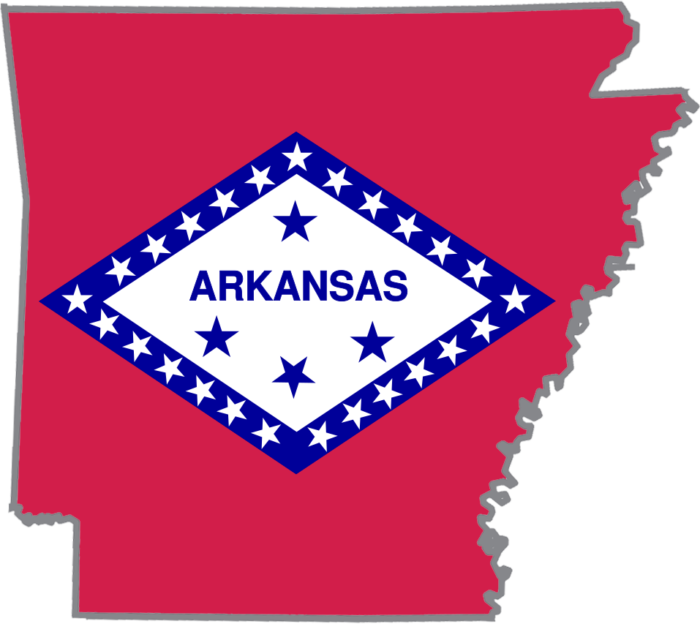 11. Your new friends may not know anything about Arkansas.