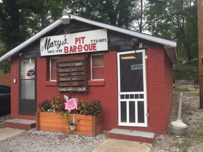 2. Mary's Pit Bar-B-Que - Gurley