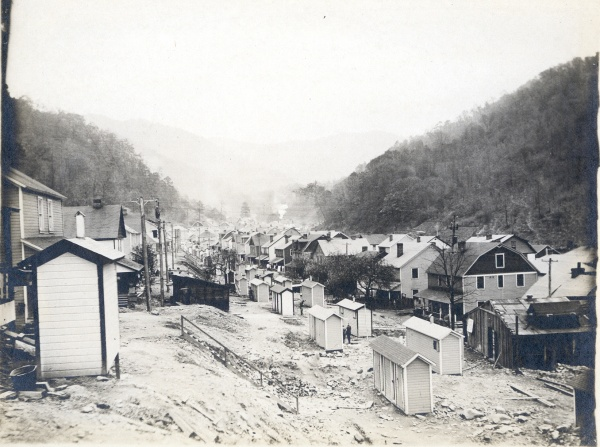 Back in 1917, Lynch became the world's largest coal community.