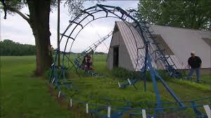 6. Backyard Roller Coasters - Bruceville