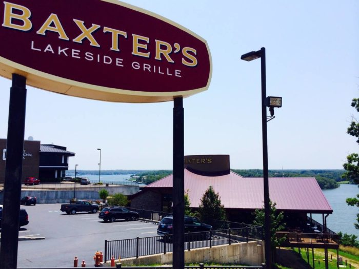 4. Baxter's Lakeside Grille - Lake Ozark