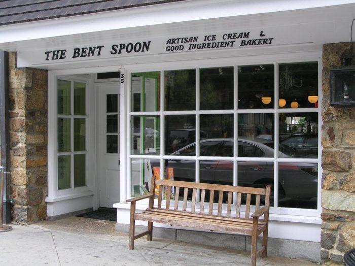 10. The Bent Spoon, Princeton