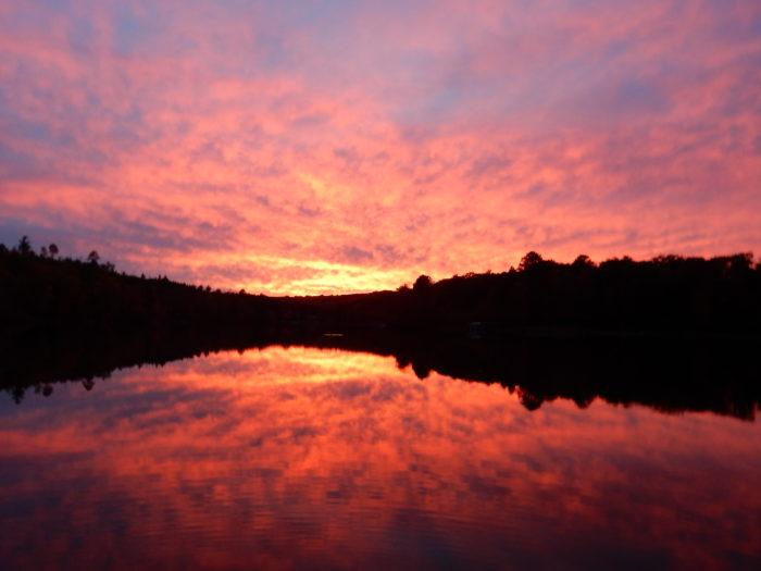 Best Sunset Pike Lake 15