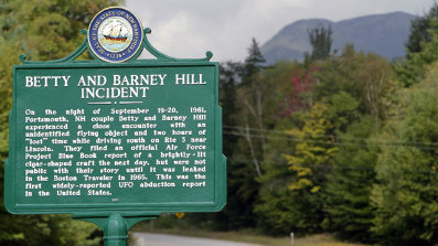 Betty Barney Hill Incident