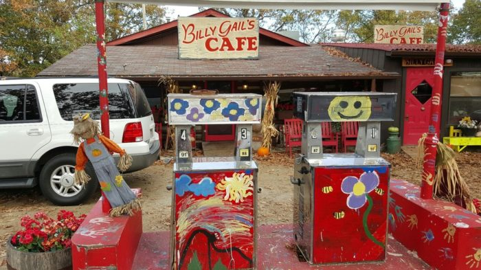 10. Billy Gail's Cafe - Branson