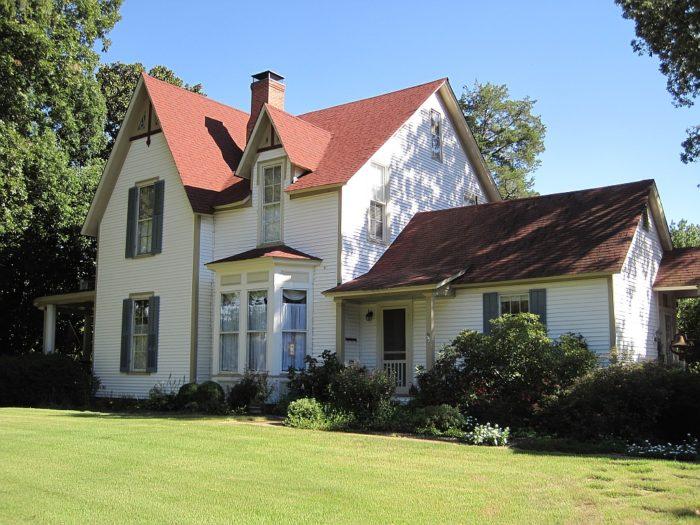 6. Blackwell House - Bartlett