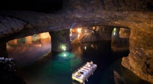 This Ride Through An Old Lead Mine In Missouri Will Take You Back In Time