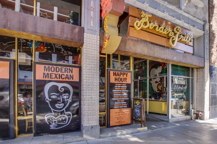 7. Border Grill -- Santa Monica