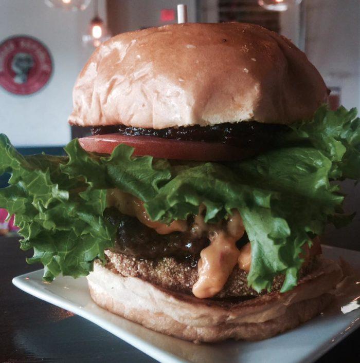 8. Burger Republic