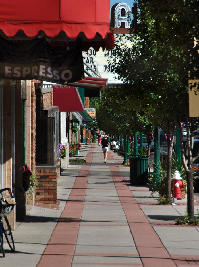 3. Cedar City