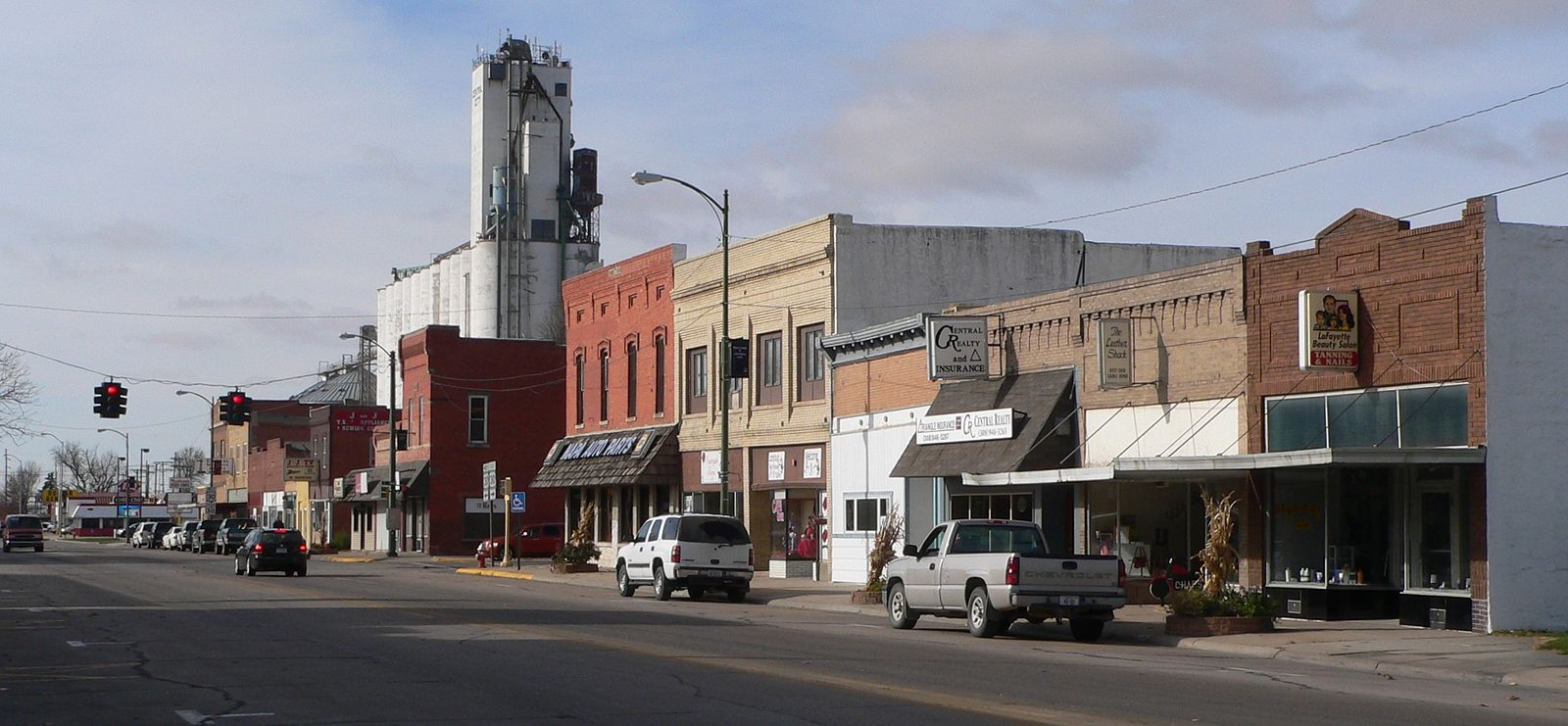 Central City Nebraska Is A Small Town Packed With Fun