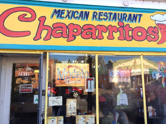 7. Chaparritos - St. Louis