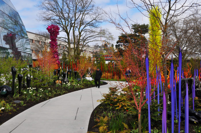 6. Chihuly Garden and Glass