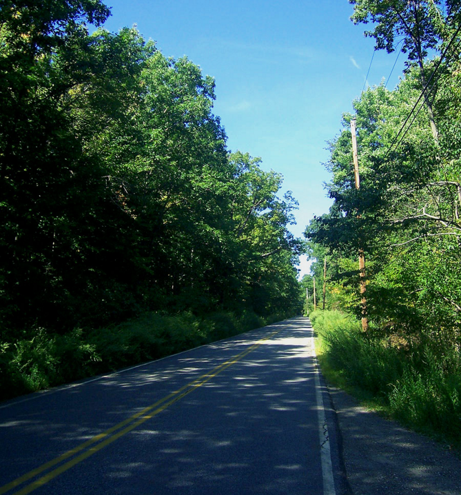 1. New Jersey - Clinton Road