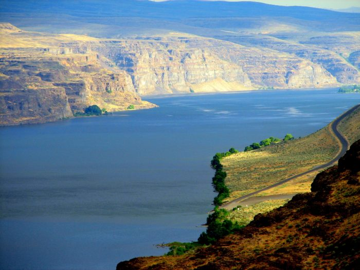 4.  Columbia River Gorge