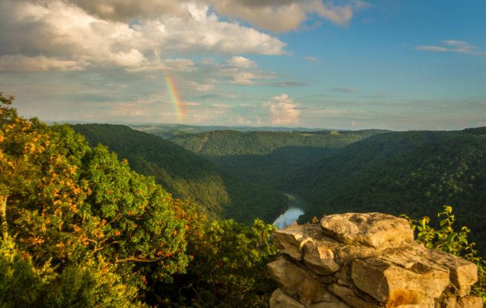 Coopers Rainbow