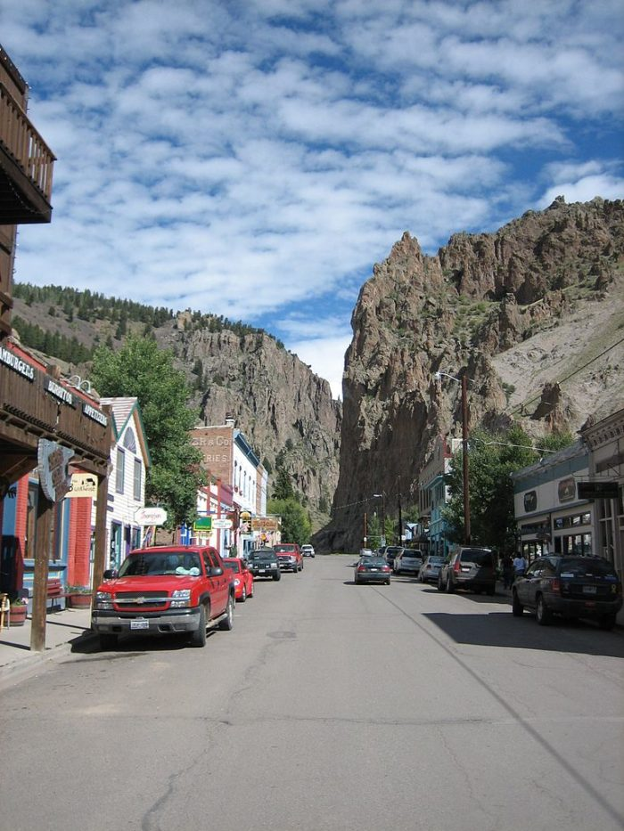 Incorporated in 1892, Creede was a one time booming silver town (the last silver boom town in Colorado, to be exact) that once housed nearly 10,000 residents.