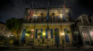 The First Public Ghost Hunt Took Place In Louisiana And Here's What They Found