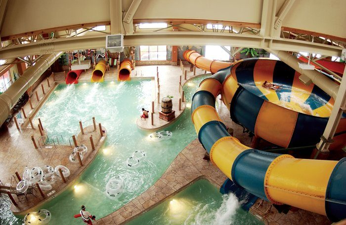 3. Great Wolf Lodge