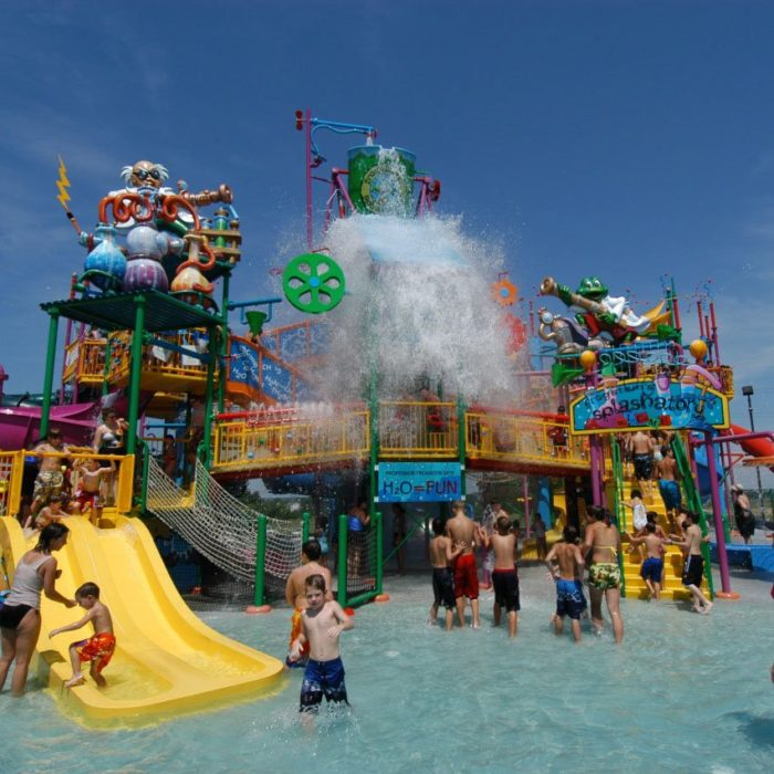 Best Attractions In North Texas: 8 Of The Best Waterparks Near Dallas