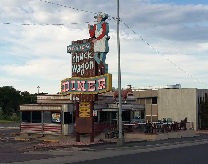 7. Davie's Chuck Wagon Diner