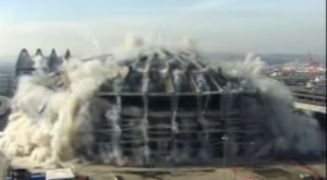 The Demolition Footage Of These 10 Iconic Stadiums In America Is Strangely Satisfying To See