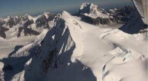 This Flight Over Denali In Alaska Is Unbelievably Beautiful