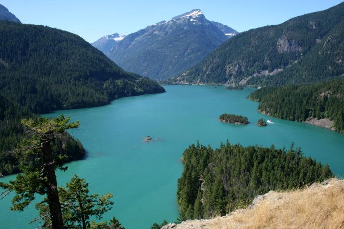 10.  Diablo Lake