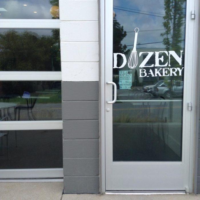 3. Dozen Bakery - Midmorning Treat