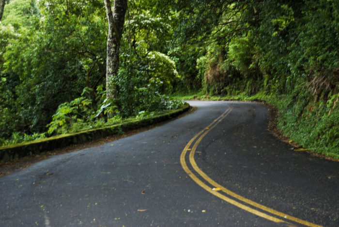 The road is called Tantalus, and is a two-lane, ten-mile loop features a series of steep inclines, hairpin turns and blind corners that challenge even the most skilled drivers in the smallest cars you can find.