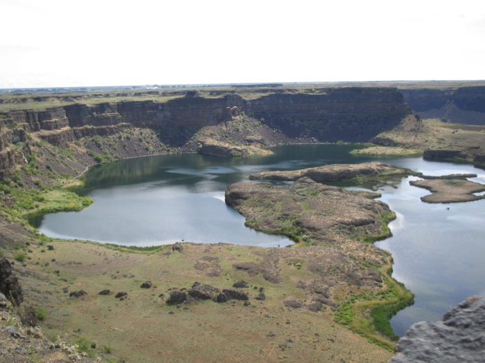 7. Sun Lakes-Dry Falls State Park, Coulee City