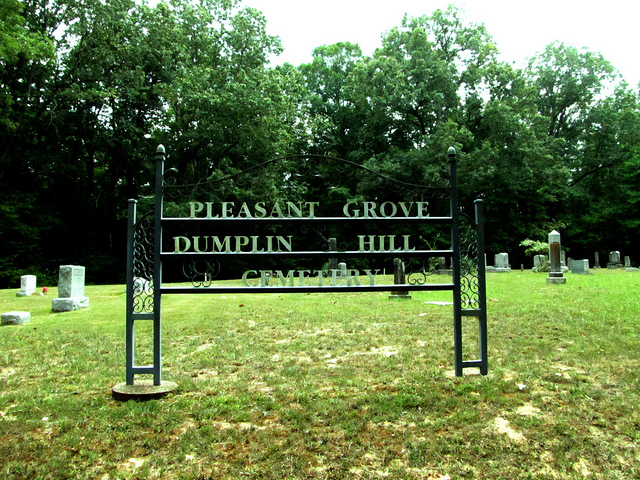 8. Dumpling Hill Cemetery - Paris