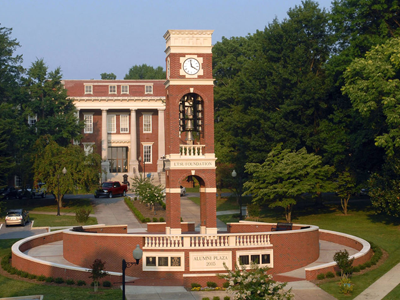 9. East Tennessee State University - Johnson City